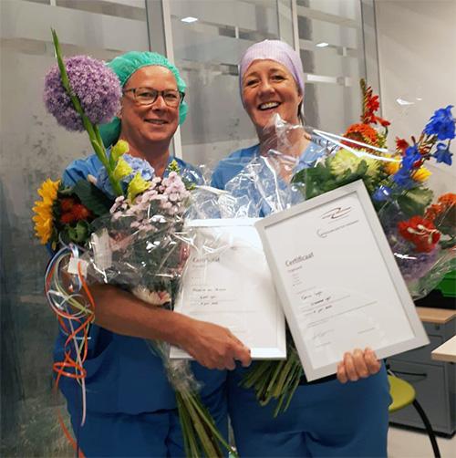Ergocoaches OK ziekenhuis-Sint-Jansdal